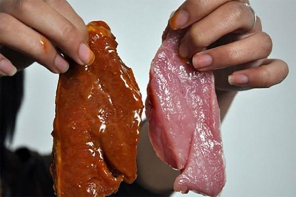 7. Thịt lợn hoá thịt bò