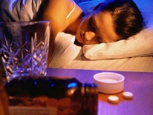 Lạm dụng thuốc ngủ là hiểm họa với sức khỏe (ảnh minh họa)
