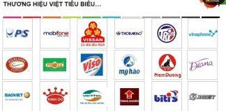 thương hiệu Việt Nam nổi tiếng nhất