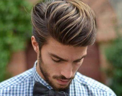 Tóc vàng phù hợp cho cả nam và nữ