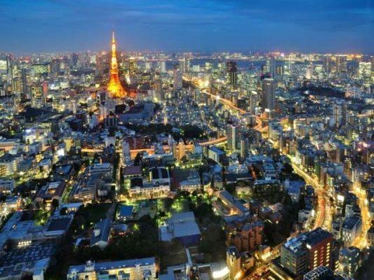Tokyo, Nhật Bản