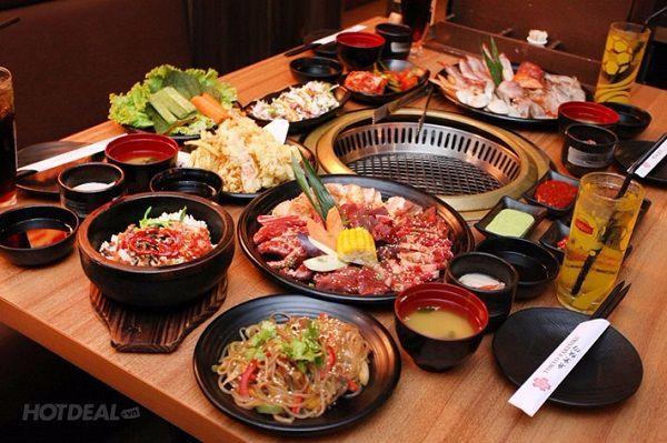 Nhà hàng buffet Tokyo Yakiniku
