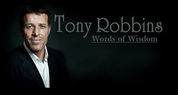 Diễn giả Tony Robbins