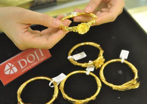 công ty vàng bạc đá quý,thương hiệu trang sức nổi tiếng nhất Việt Nam