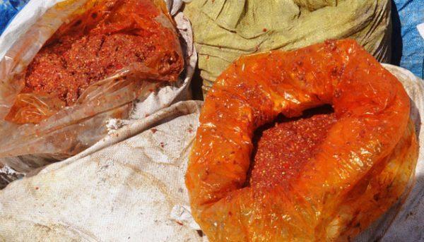 Tương ớt chứa nhiều chất gây ung thư
