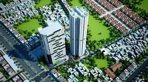 UDIC với dự án Unimax twin tower