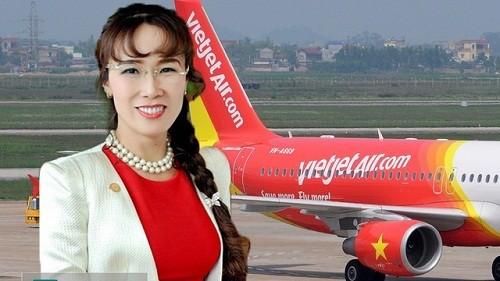VietJet - thương hiệu Việt Nam nổi tiếng thế giới