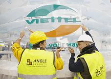 Viettel - thương hiệu Việt Nam nổi tiếng thế giới