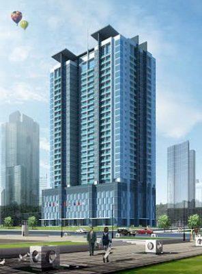 Công ty Vinaconex với dự án cải tạo trung cư ở Láng hạ