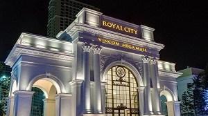 Dự án Royal City nổi tiếng của công ty Vincom