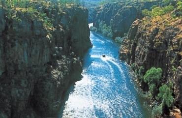 Vườn quốc gia Nitmiluk, Katherine Gorge