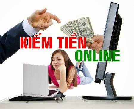 website kiếm tiền online tại Việt Nam