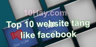 website tăng like, trao đổi like uy tín nhất