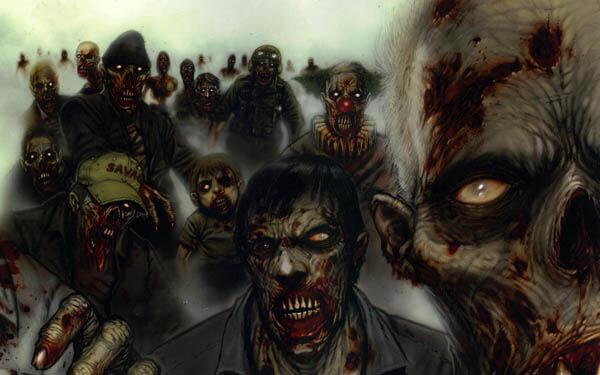 Zombie (Ảnh minh họa)