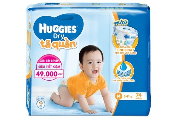 Ta quan Huggies