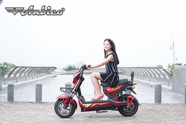Anbico - xe đạp điện học sinh sinh viên nên mua