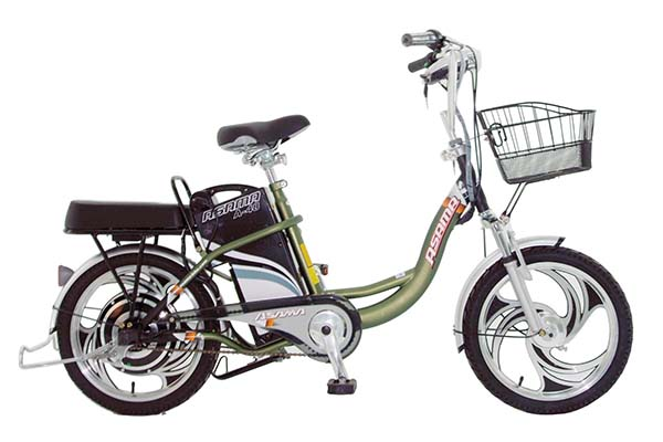 Asama ASF - xe đạp điện học sinh sinh viên nên mua