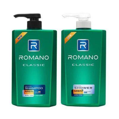 Dầu gội Romano