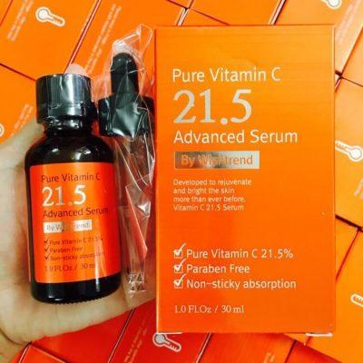 Serum Vitamin C C21.5