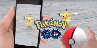 cách chơi pokemon GO