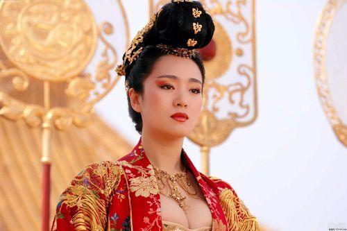 Nữ diễn viên Củng Lợi