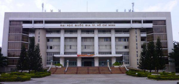 Đại học Quốc gia Tp Hồ Chí Minh