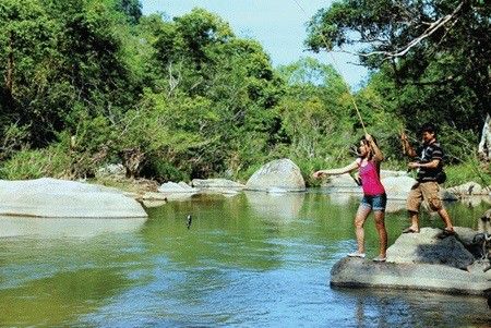 Địa điểm câu cá ở TPHCM