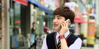 ca sĩ Hàn đóng phim