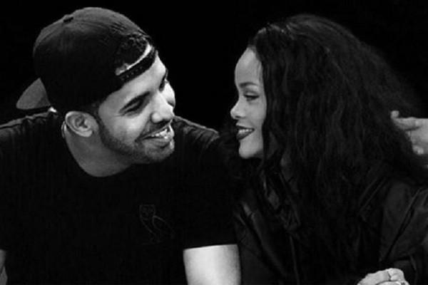 Drake và ca sỹ Rihanna được đồn đang hẹn hò nhau