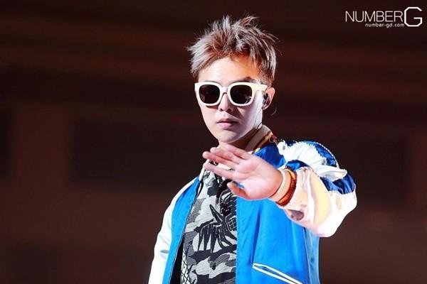 Rapper nổi tiếng từ nhóm Big Bang GDragon