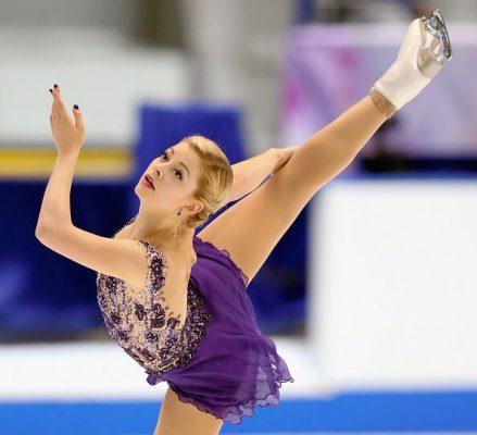 Vận động viên trượt băng nghệ thuật đẹp nhất thế giới