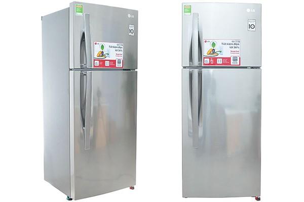 Hãng tủ lạnh tốt nhất - LG