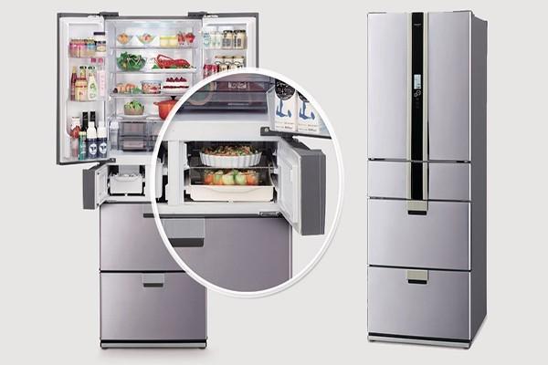 Hãng tủ lạnh tốt nhất - Sharp