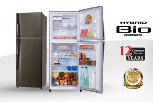 Hãng tủ lạnh tốt nhất - Toshiba
