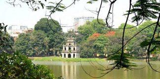 hồ lớn nhất ở Việt Nam