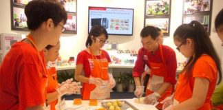 Địa chỉ học làm bánh chất lượng tại Hà Nội