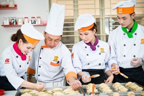 Địa chỉ học làm bánh chất lượng tại TPHCM