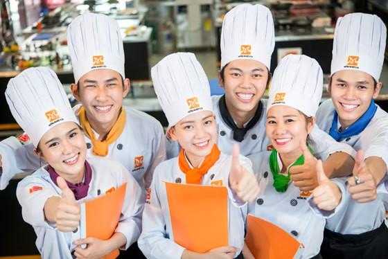 trung tâm dạy nấu ăn ở TPHCM