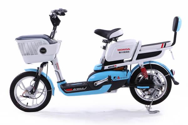 Honda M6 - xe đạp điện học sinh sinh viên nên mua