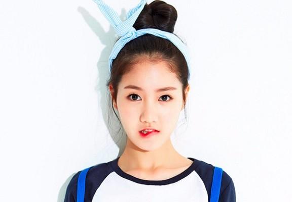 Nữ diễn viên nhí Jin Ji Hee