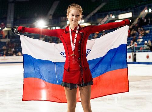 Julia Lipnitskaia Vận động viên trượt băng nghệ thuật đẹp nhất thế giới