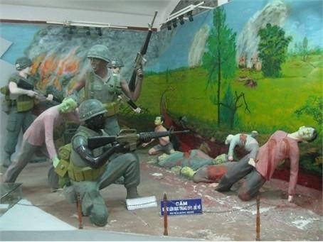 Khu di tích Mỹ Sơn chứng kiến những cảnh hãi hùng trong chiến tranh