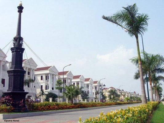 Khu đô thị đẹp nhất - Ciputra