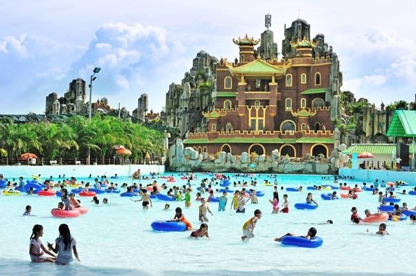 Khu du lịch ở Sài Gòn