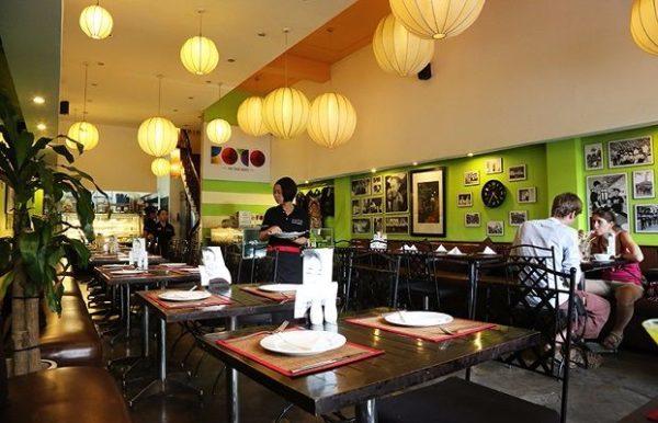 Nhà hàng KOTO ở Hà Nội - nơi trẻ em đường phố đến học nghề và thực hành