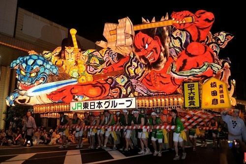 Lễ hội Aomori Nebuta