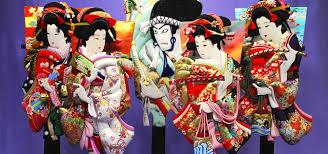Những cây vợt trong lễ hội Hagoita-ichi