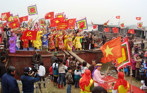 lễ hội truyền thống nổi tiếng ở miền Bắc