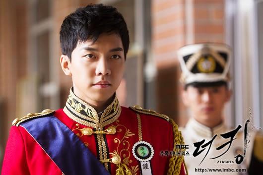Lee Seung Gi trong phim King 2 hearts