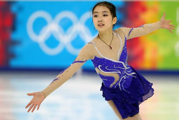Li Zijun là vận động viên trượt băng nghệ thuật đẹp nhất Trung quốc
